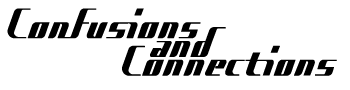 Confusions & connections logo