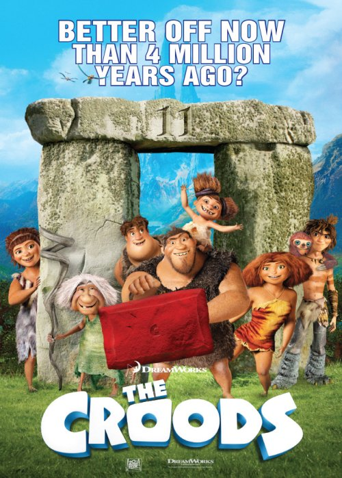 The Croods on Budget Day
