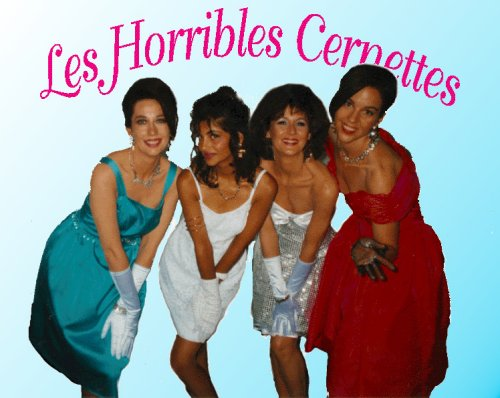 Les Horribles Cernettes - The first image on the World Wide Web