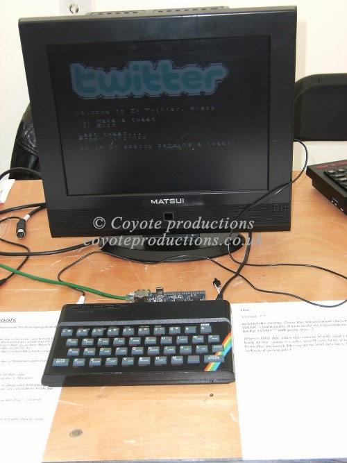 Tweeting Spectrum