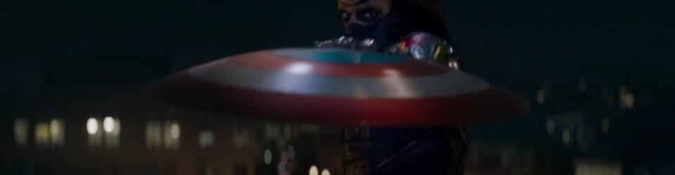 Captain America is back