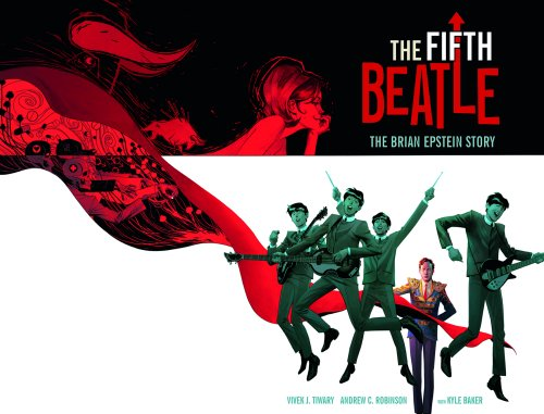 The Fifth Beatle (Brian Epstein) cover