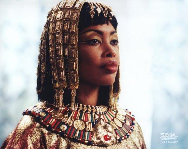 Cleopatra in Xena: Warrior Princess