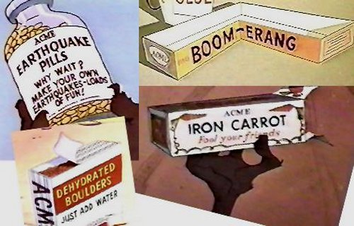 Acme products