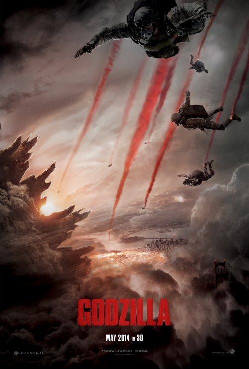 Godzilla – Teaser poster