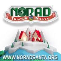 NORAD is tracking Santa