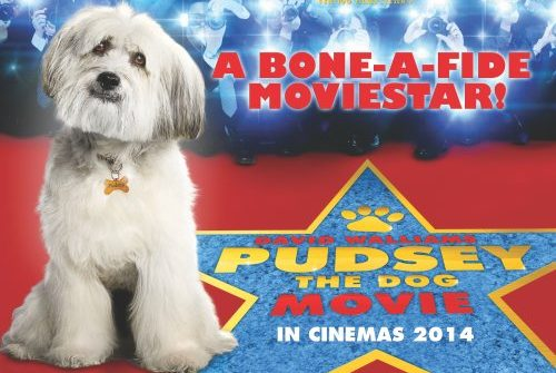 Pudsey gets a film