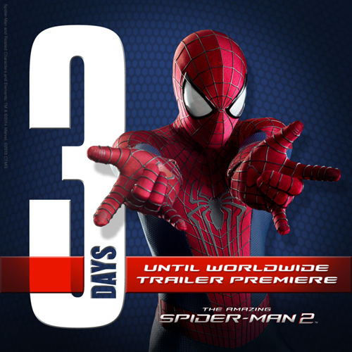 Peter Parker has only 3 Days to wait until the Worldwide Trailer Launch