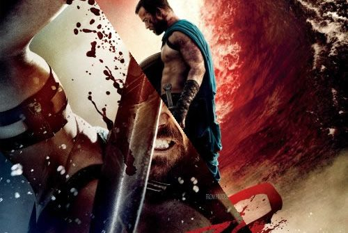 300: Rise of an Empire gets a poster