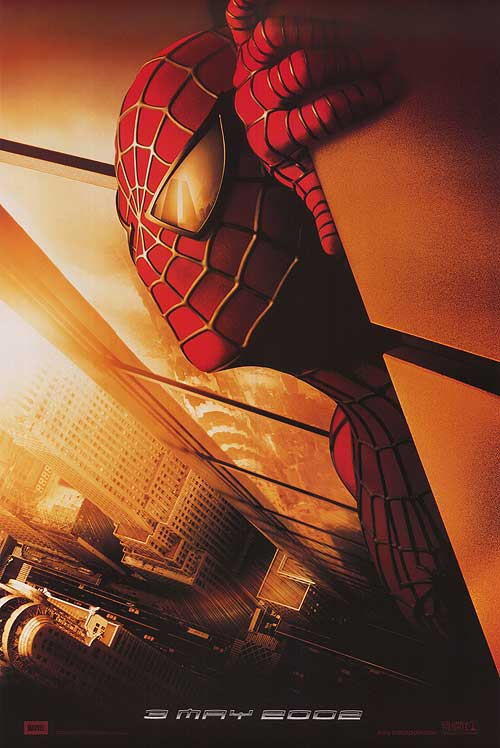Spider-man withdrawn poster