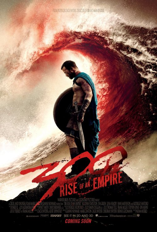 300: Rise of an Empire teaser poster