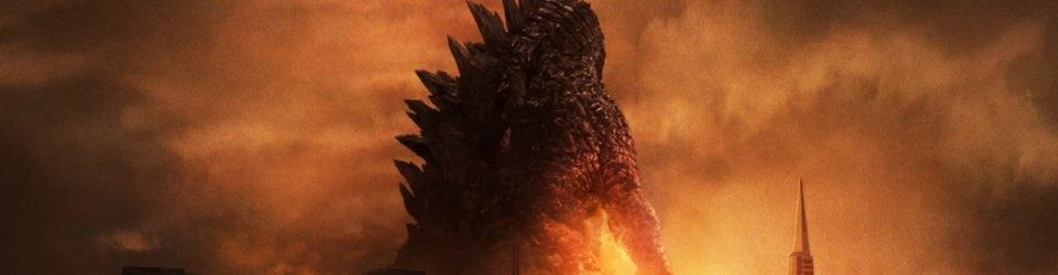 Godzilla gets a new poster