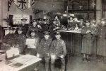 Preston railway station and the war