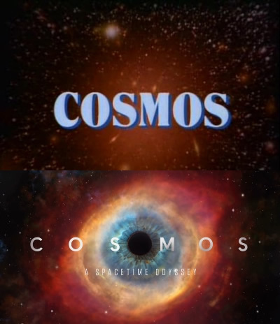 Cosmos - from the past to now