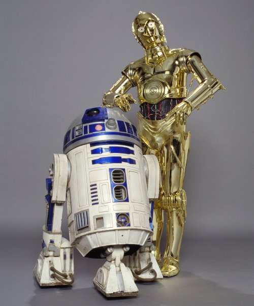 The ultimate MacGuffin, R2D2 and C-3PO