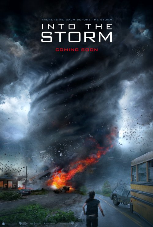 Into the Storm, or is it Twister 2 poster