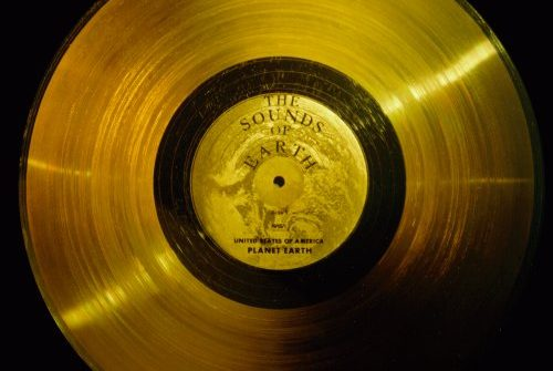 Pioneers and Golden Records