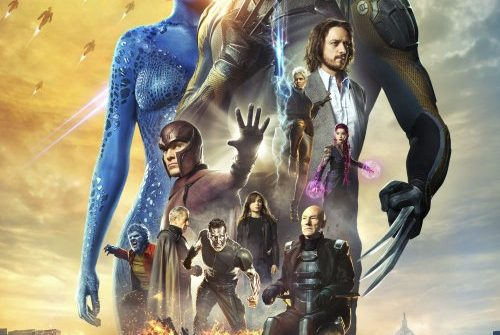X-films. History of X-men films