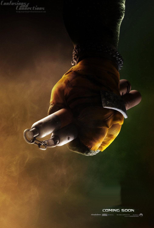 Michelangelo From TMNT