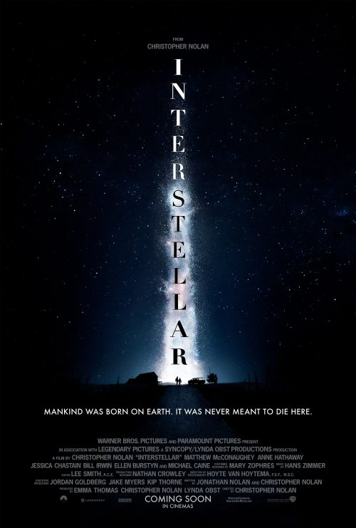 Interstellar teaser poster