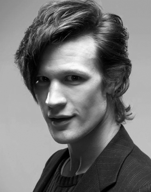Matt Smith is in The Terminator