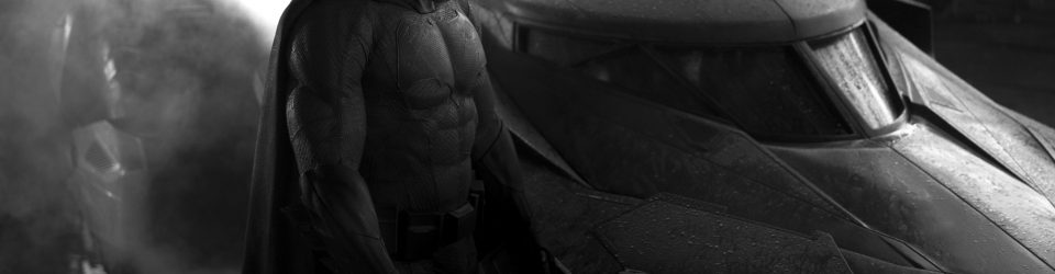 First image of Ben Affleck as Batman