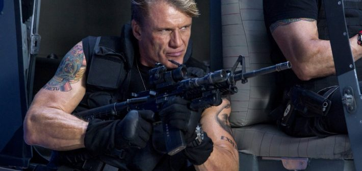 See more of the Expendables