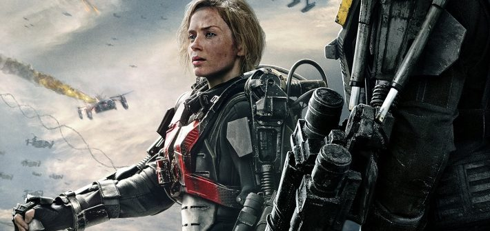 Edge of Tomorrow gets its posters