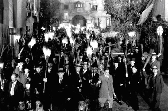 Image result for pitchforks and torches