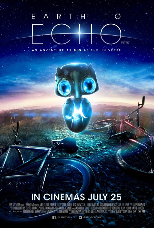 Earth To Echo One Sheet poster
