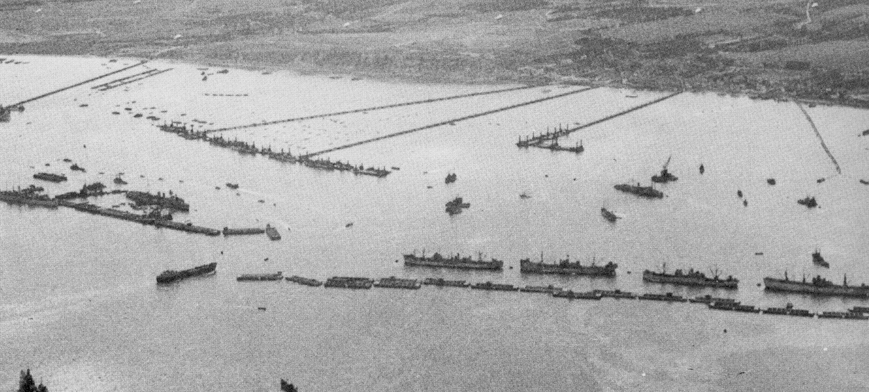 Mulberry harbour – An engineering miracle