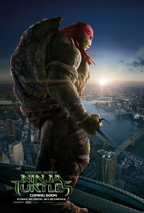 Teenage Mutant Ninja Turtle - Raph