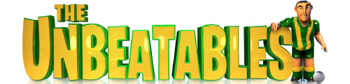 The unbeatables logo