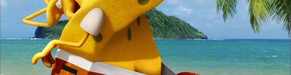 Spongebob gets a second movie.