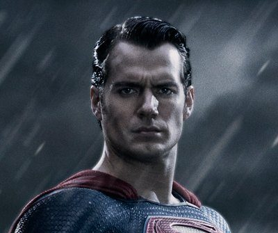 Henry Cavill is Superman