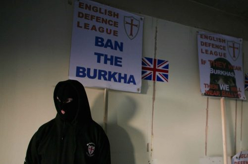 EDL irony at its best