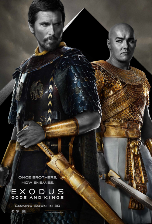 Exodus - Gods and Kings poster