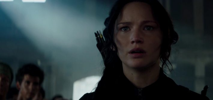 Mockingjay Part 1's TV spots