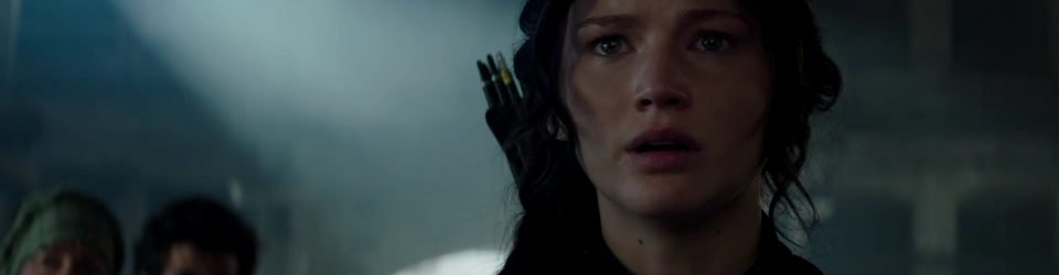The Mockingjay gets her wings and a trailer