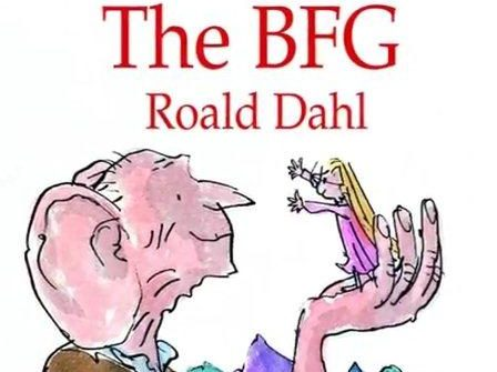 The BFG is coming back