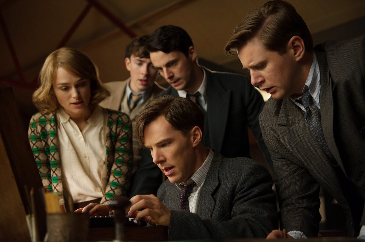The Imitation Game – First look image