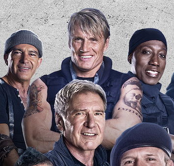 expendables 3 Why Dolph
