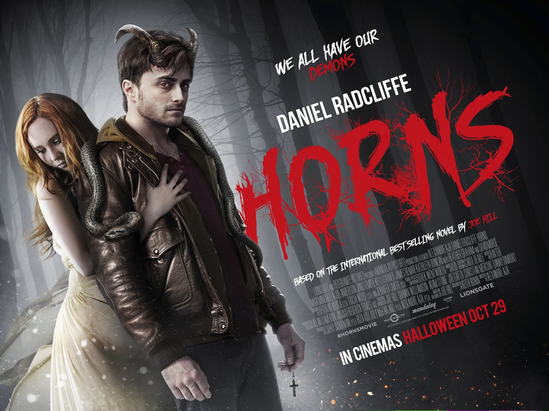 Horns Main Poster