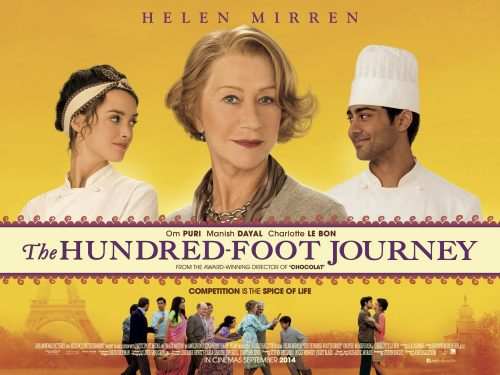 A story of two loves - The Hundred Foot Journey