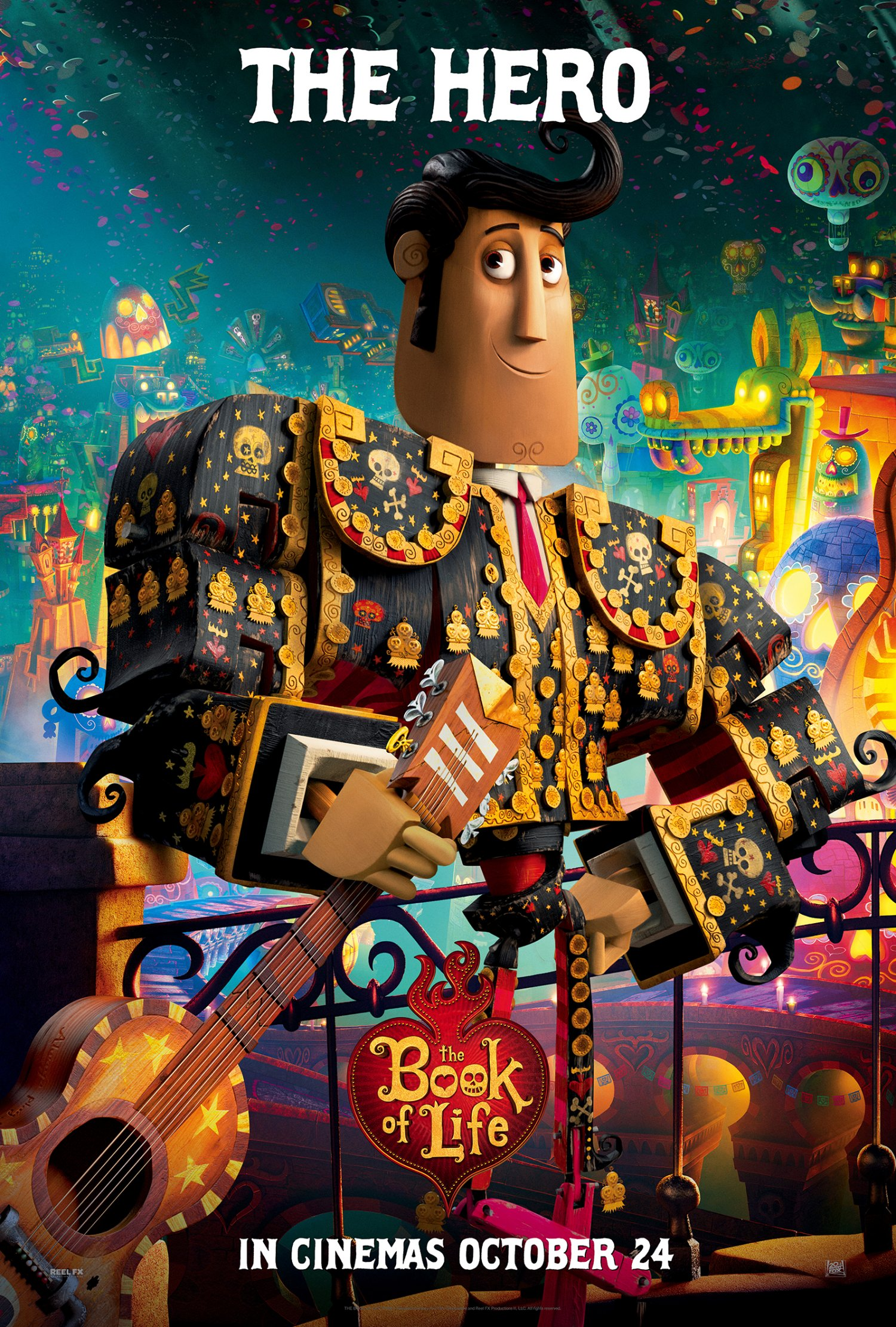 The Book Of Life – Manolo