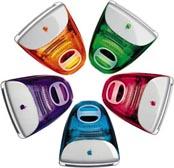 apple imac colors