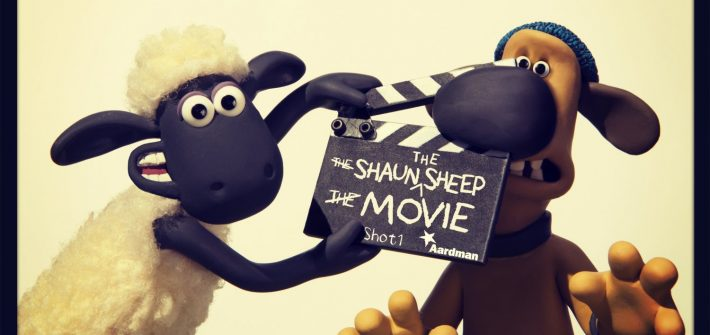 Shaun the sheep gets a new trailer