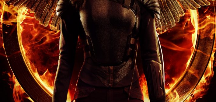 Katniss is back with a new poster