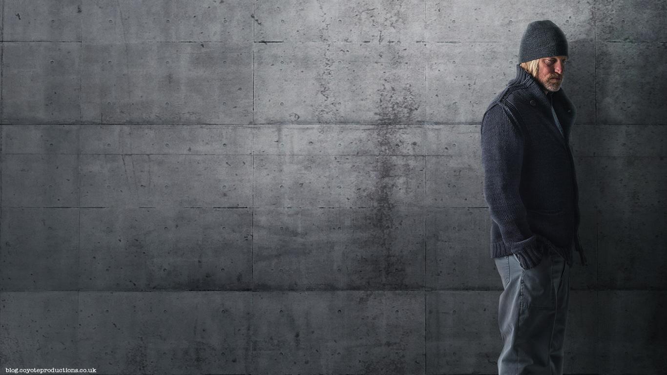 Mockingjay wallpaper – Haymitch