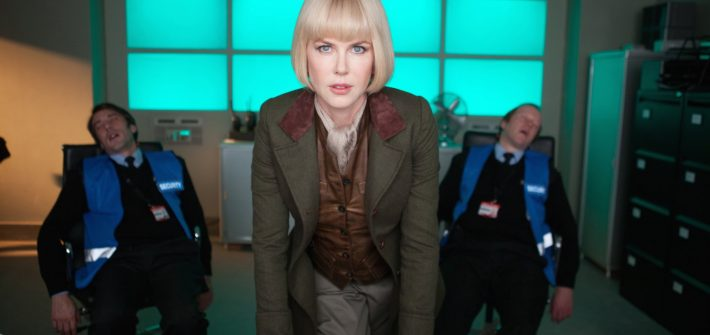 Nicole Kidman as Millicent Clyde in Paddington